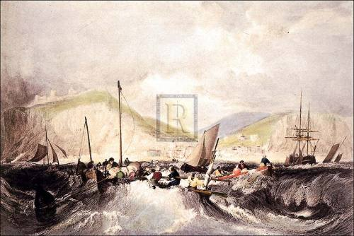 Hastings by Joseph Mallord William Turner
