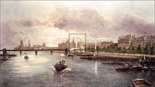 Westminster by Lucien Gautier