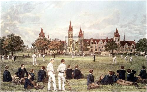 Charterhouse School by Henry Jermyn Brooks
