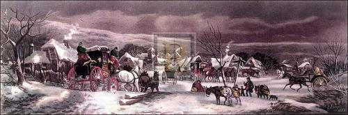 Winter by William Joseph Shayer