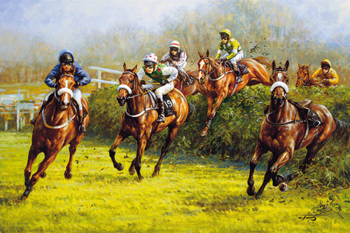 The Grand National by Graham Isom