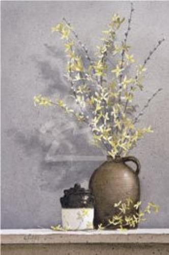 Forsythia by Ray Hendershot