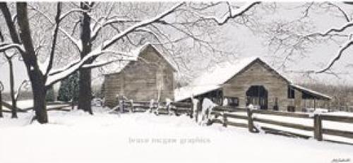 Heavy Snow by Bob Timberlake