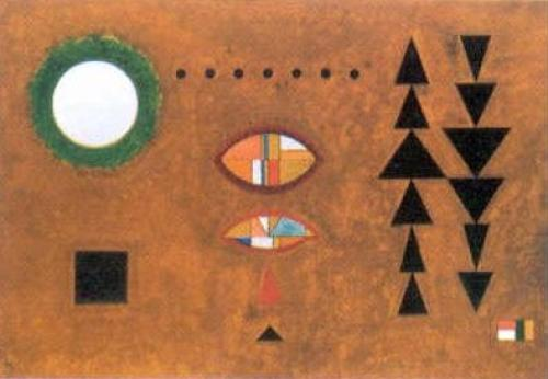 White White, 1929 by Wassily Kandinsky