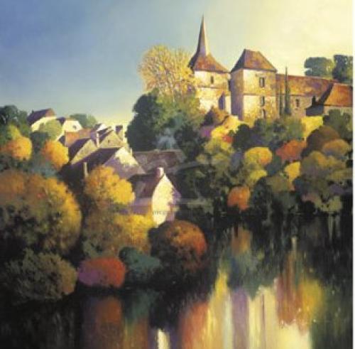 Saint-Benoit-Du-So by Max Hayslette