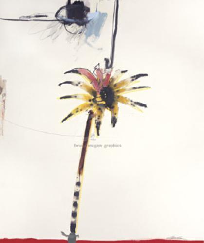 Dashing Palm by T.L. Lange