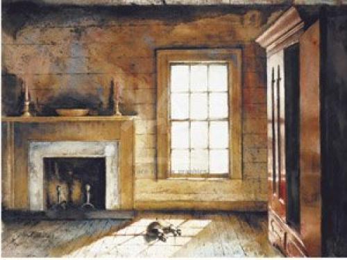 Heyward House Parlou by Mark Stewart