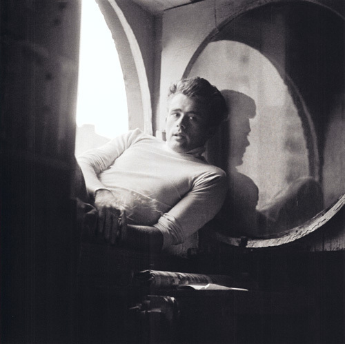 James Dean NY, 1954 by Schatt