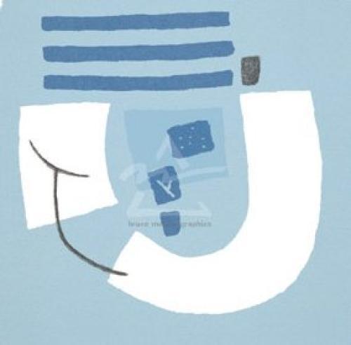 Aegean I (Silkscreen print) by Sally McGill