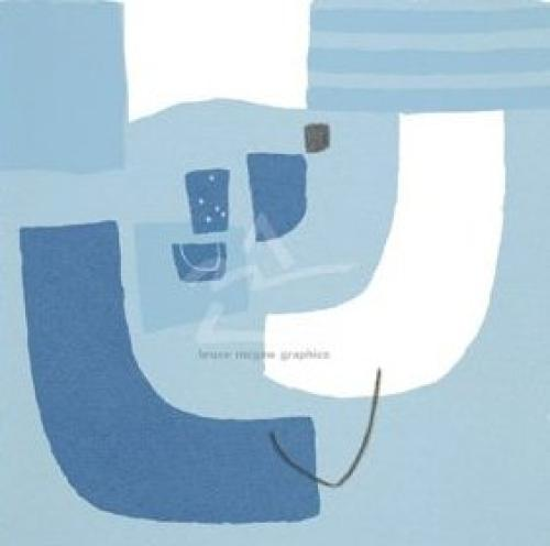 Aegean II (Silkscreen print) by Sally McGill