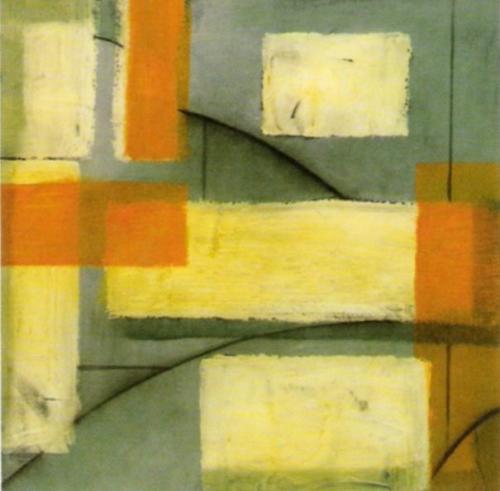 Swing II by Leo Burns