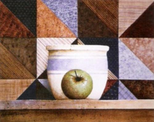 Patchwork II by Ray Hendershot