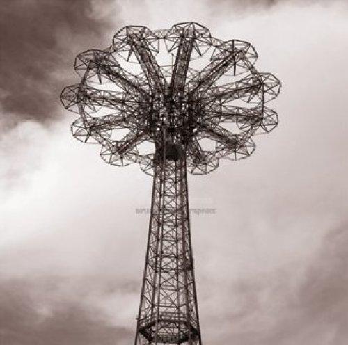 Parachute Jump by Erin Clark