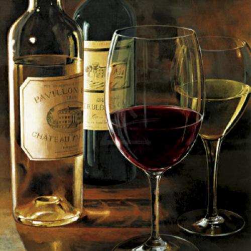 Rouge et Blanc by Stefano Ferreri