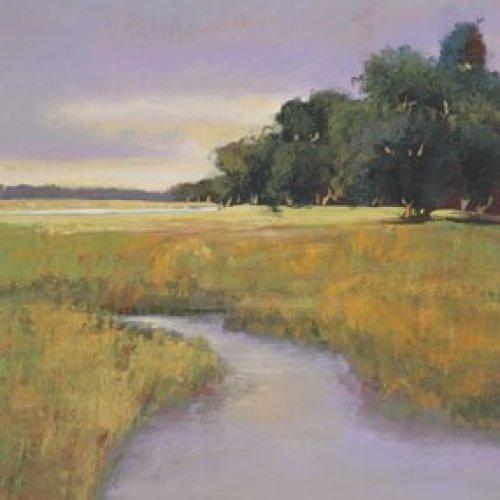 Placid Marsh by Adina Lankford