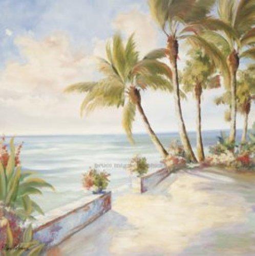 Seaside Stroll by Marc Lucien