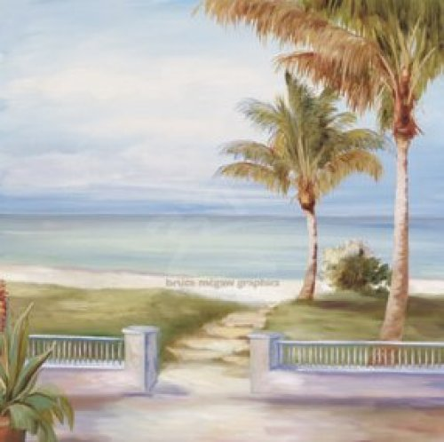 Sandy Footpath by Marc Lucien
