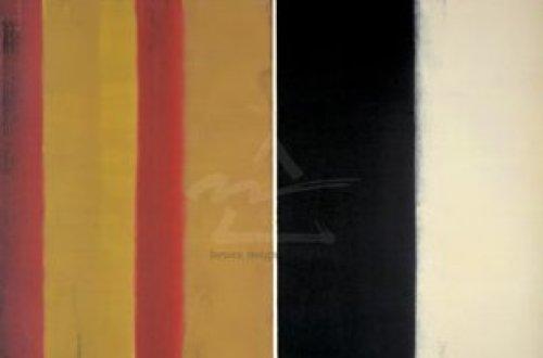 Parallel Structure I, 2002 by Betty Merken