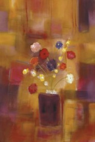 Welcoming Flowers II by Nancy Ortenstone
