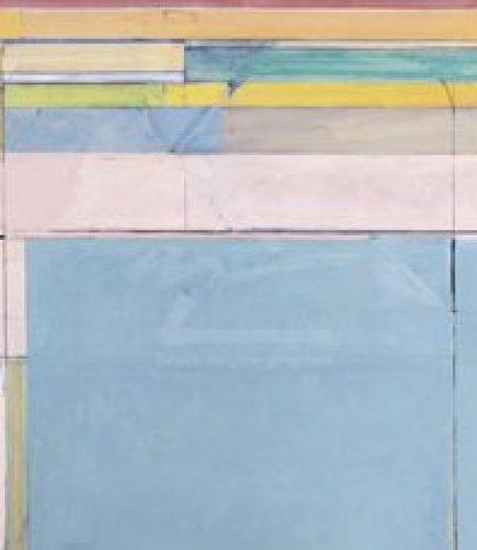 Ocean Park 116, 1979 by Richard Diebenkorn
