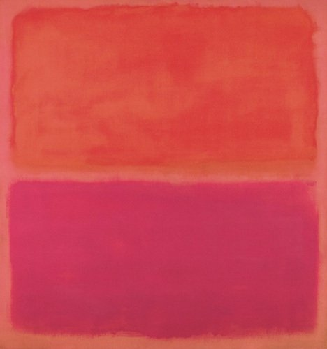 No. 3, 1967 (small) by Mark Rothko