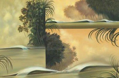 Jungle Windows by Koniakowsky