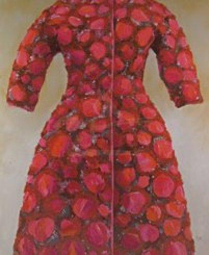 Balenciaga Skirt Poster by Richard Nott