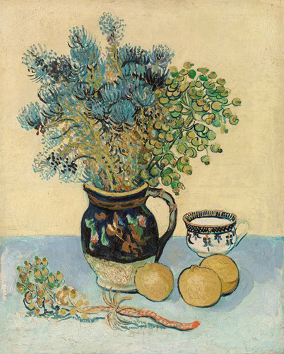 Still Life, 1888 by Vincent Van Gogh