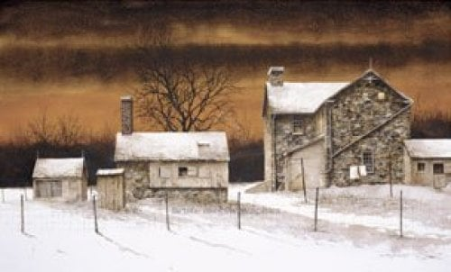 Evening Star by Ray Hendershot