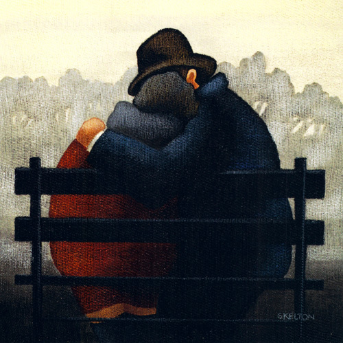 The Park Bench by Sonas MacLean