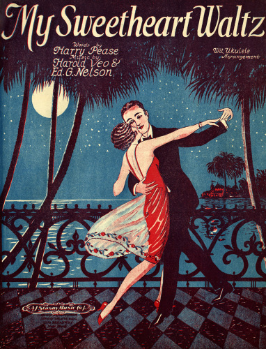 'My Sweetheart Waltz', 1926 by Anonymous