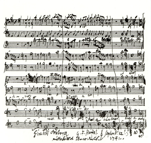 george frederic handel essay The glorious history of handel's messiah a musical rite of the holiday season george frideric handel's messiah was originally an easter offering.