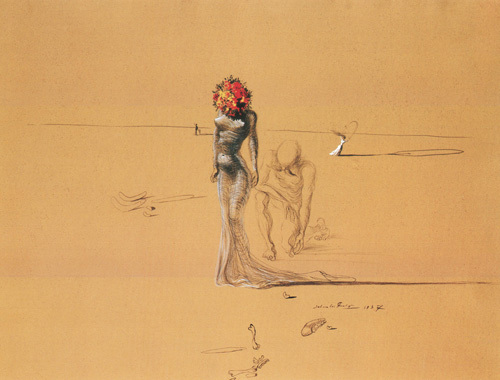 Untitled by Salvador Dali