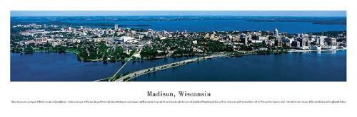 Madison, Wisconsin by James Blakeway