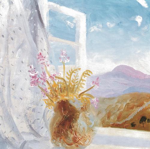 Cumberland Hills by Winifred Nicholson