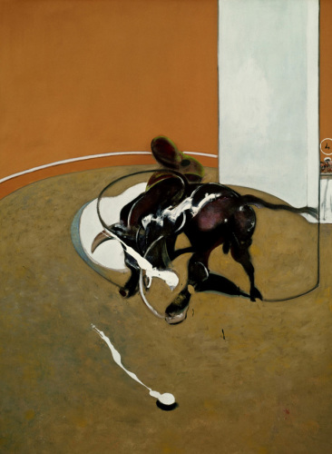 Study for Bullfight No 1 1969 by Francis Bacon