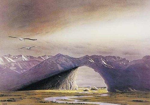 Durchbruch by Hans-Werner Sahm