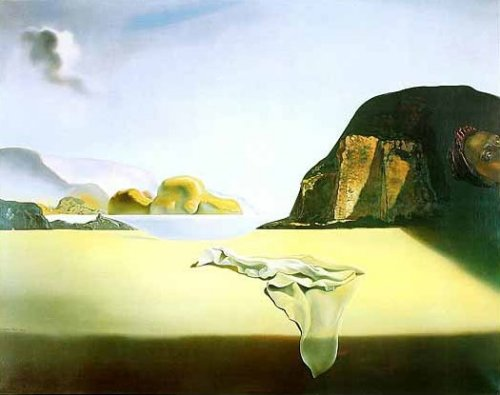 Simulacrum of the Image by Salvador Dali