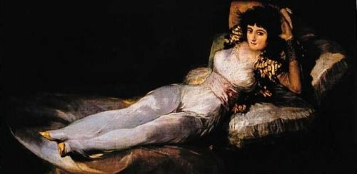 The Clothed Maja, c.1800 by Francisco de Goya