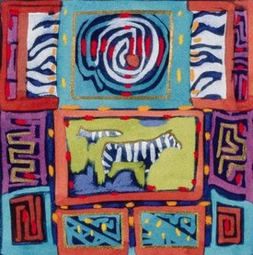 Zebra Zebra by Simon Bull