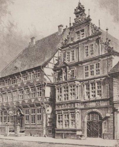 Hameln, Museum by Bruck