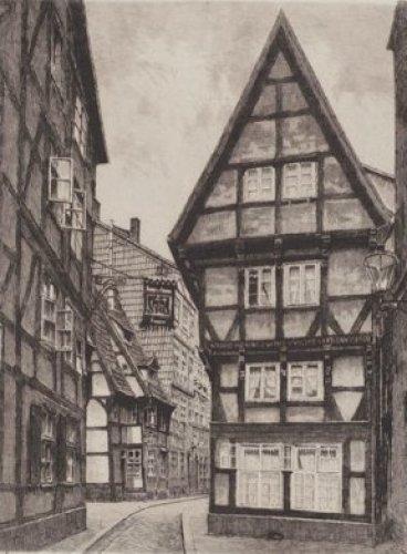 Hannover, Potthof by Bruck