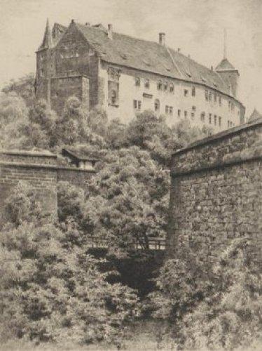 Nürnberg, Burg by Bruck