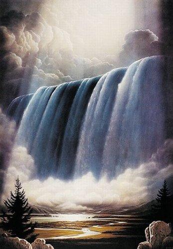 Wolkenbruch by Hans-Werner Sahm