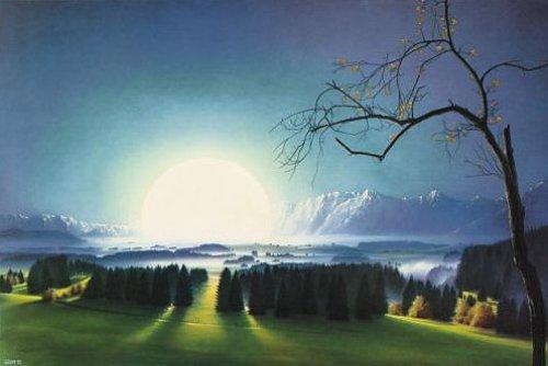 Lichtung by Hans-Werner Sahm