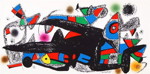 Escultor Denmark by Joan Miro