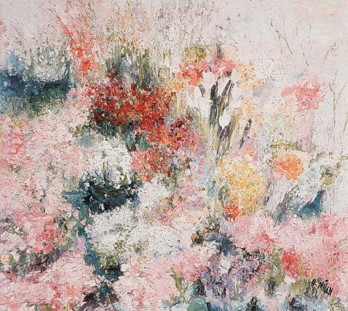 Flowers by Henrietta Milan