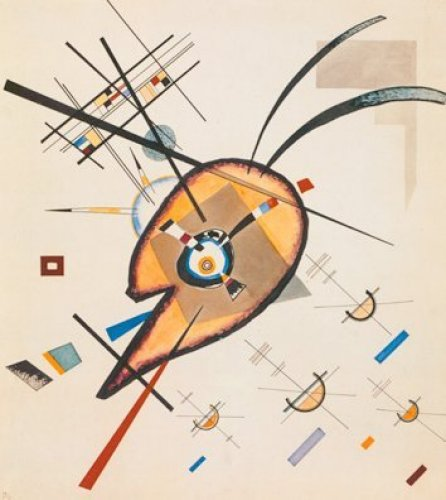 Aquarell Nr. 76 (1923) by Wassily Kandinsky