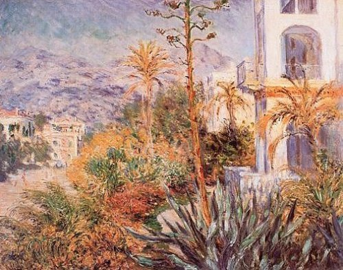 Bordighera by Claude Monet