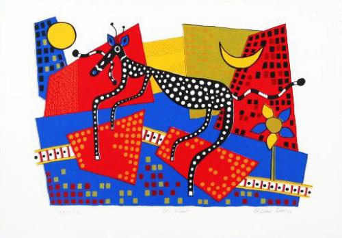 Art (1999) by Etienne Rebel